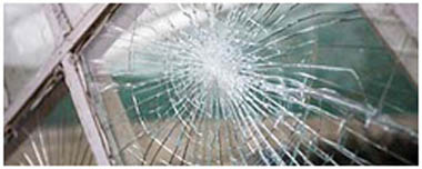 Northolt Smashed Glass